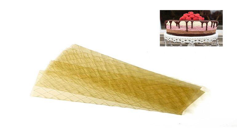 gelatin sheets