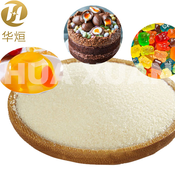 Gelatin for candy - edible gelatin